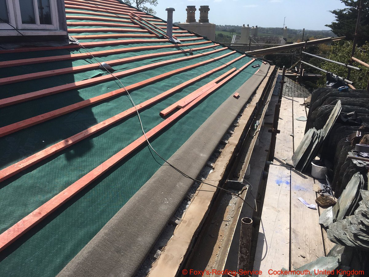 And now for the most enjoyable part of being #roof #slater. Slating it back in! #roofing #randomslate #slatingpic.twitter.com/ZoKk6y8wXr & Foxys Roofing (@FoxysRoofing) | Twitter memphite.com