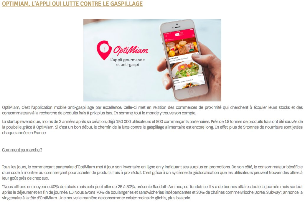 Application Anti Gaspillage. Awesome Too Good To Go Strasbourg