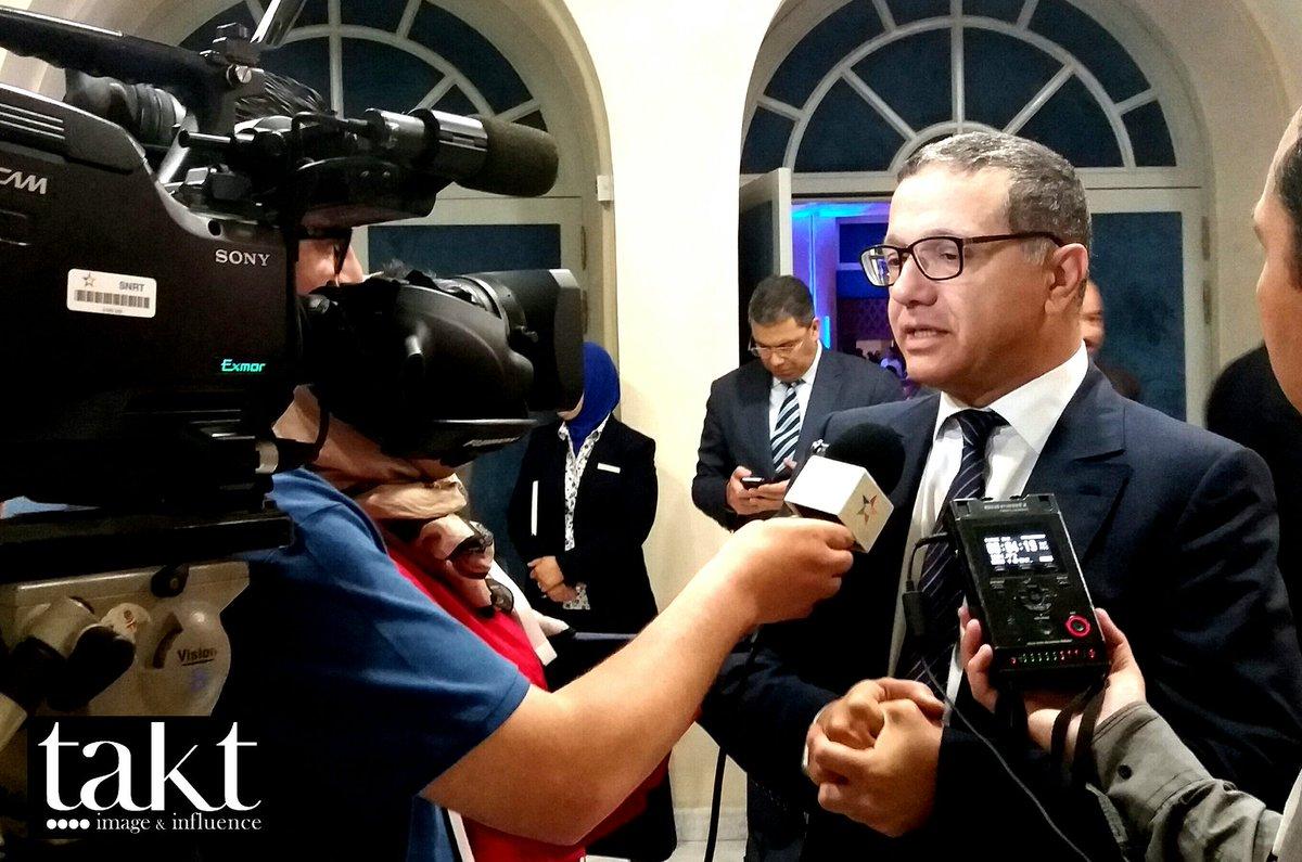 Gestion du dispositif média du Fès Meknes Economic Forum. #FMEF #taktEnAction #Event signé #MissionConseil
