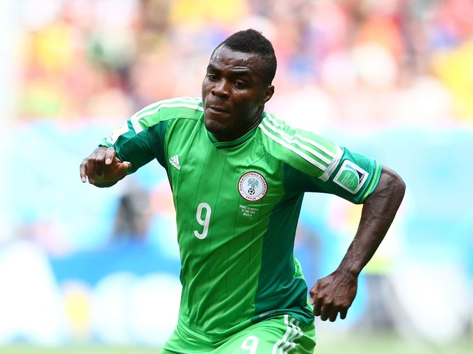 Happy birthday to Emmanuel Emenike