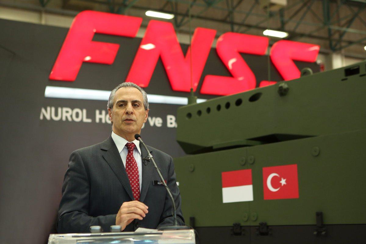 تركيا تكشف عن الدبابه Kaplan MT لأول مرة خلال معرض إسطنبول للصناعات الدفاعية C_dz8BWXoAATVAR