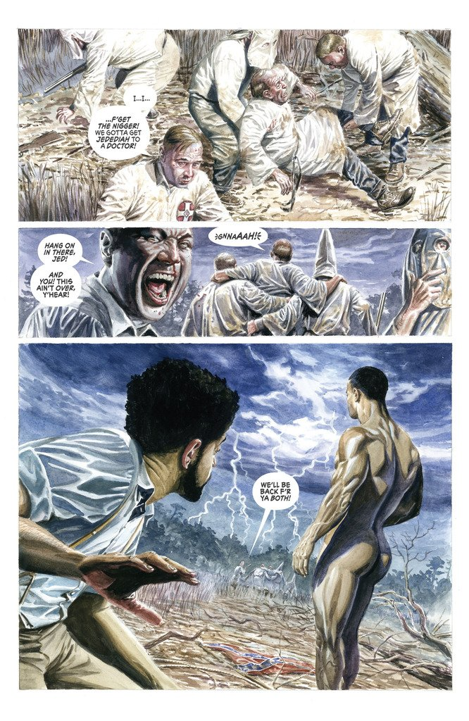 Page 45 on twitter page 45 reviews httpstnxv4e0fp4k in httppage45world201705page 45 comic graphic novel reviews may 2017 week two in which i give racism inequality yet another spanking sciox Gallery