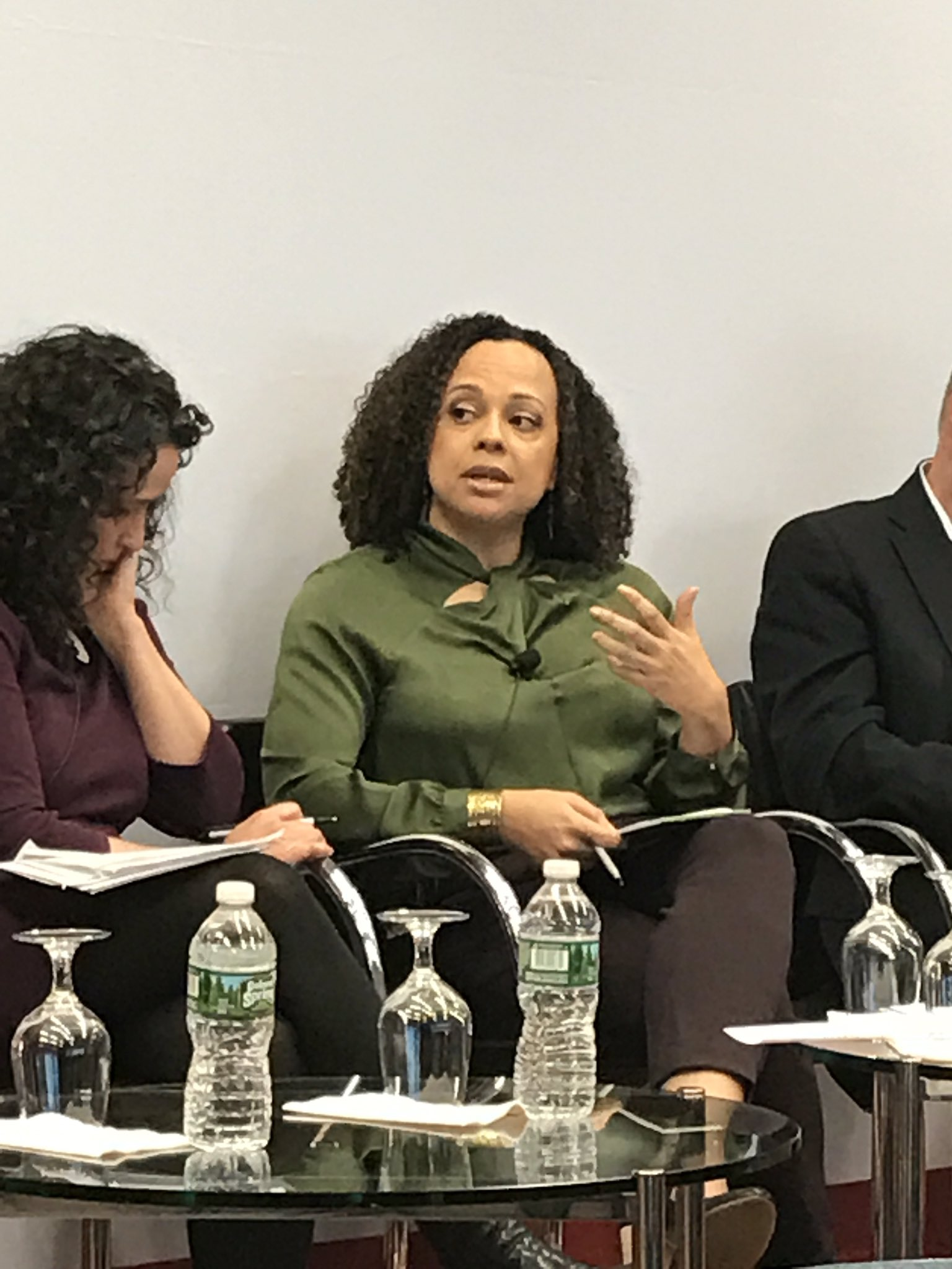 Leticia Peguero: We must continue to ask what r the root causes that make philanthropy necessary? #Schott25 @AndrusFamFund https://t.co/SwdI2O2mhs