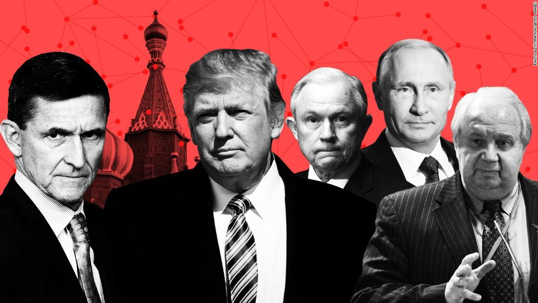 #Trump hit panic button after #Graham ask 4 info on Trump&#39;s business dealing in Russia. #Deutsche Bank funnel Russian money to #Trump Camp<br>http://pic.twitter.com/xGr6MzSGlR