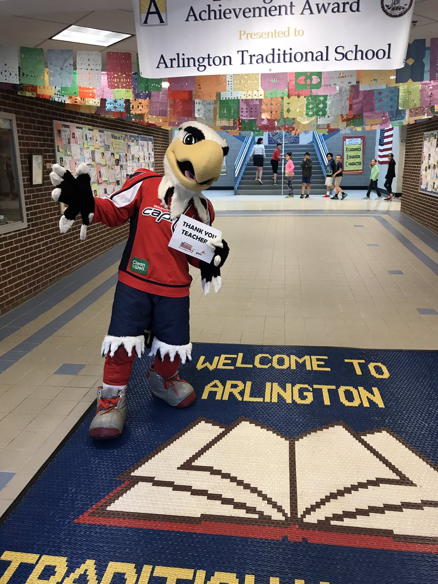 RT <a target='_blank' href='http://twitter.com/APS_ATS'>@APS_ATS</a>: Slap Shot came to visit today! The CAPS appreciate their teachers! <a target='_blank' href='http://twitter.com/Capitals'>@Capitals</a> <a target='_blank' href='http://twitter.com/APSVirginia'>@APSVirginia</a> <a target='_blank' href='http://search.twitter.com/search?q=GOCAPS'><a target='_blank' href='https://twitter.com/hashtag/GOCAPS?src=hash'>#GOCAPS</a></a> <a target='_blank' href='https://t.co/tJmamyfGut'>https://t.co/tJmamyfGut</a>