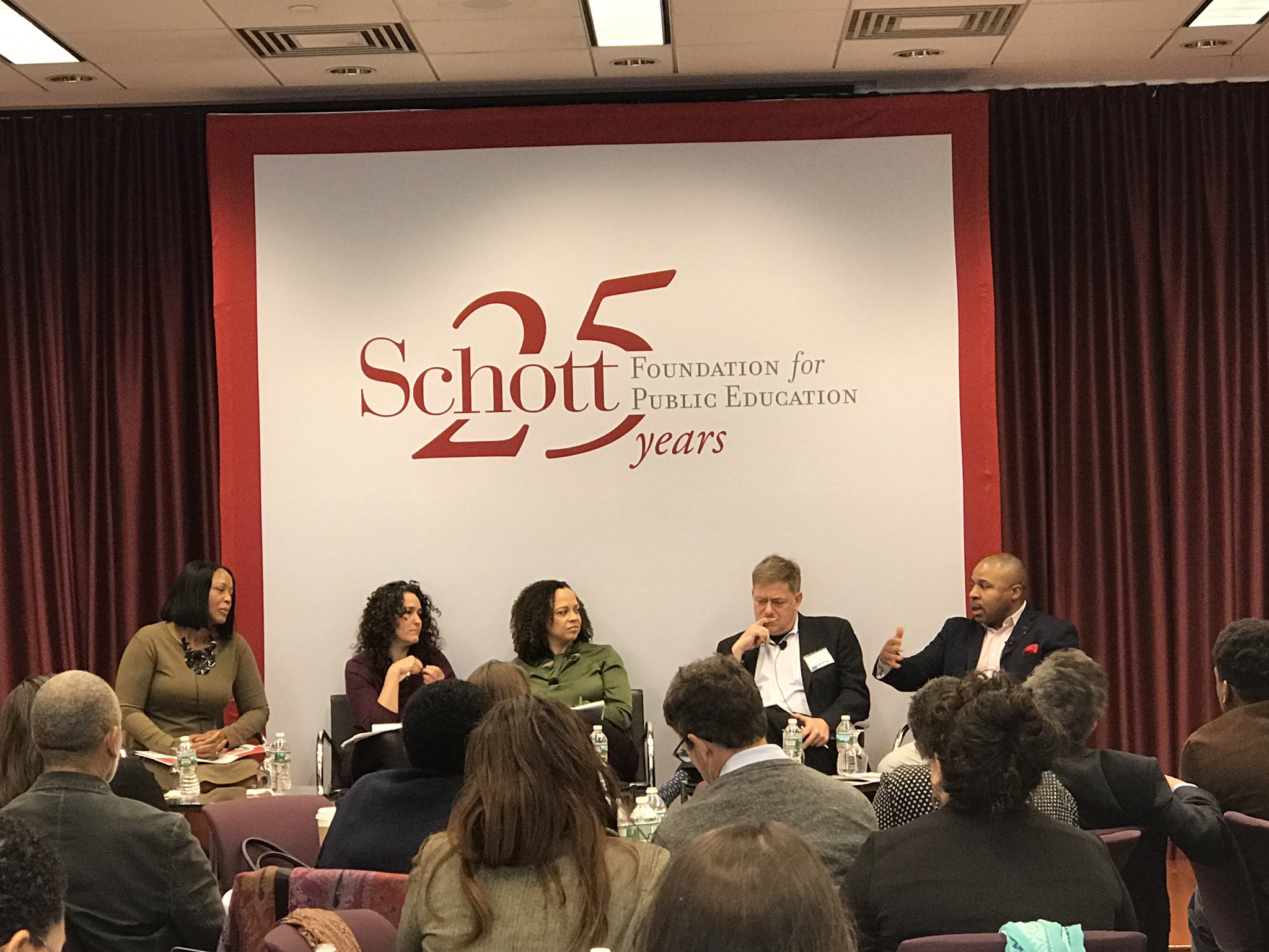 John Jackson: We not need only need to use our cash, but our cache to help organizations win. #Schott25 https://t.co/sjMdgJgscP