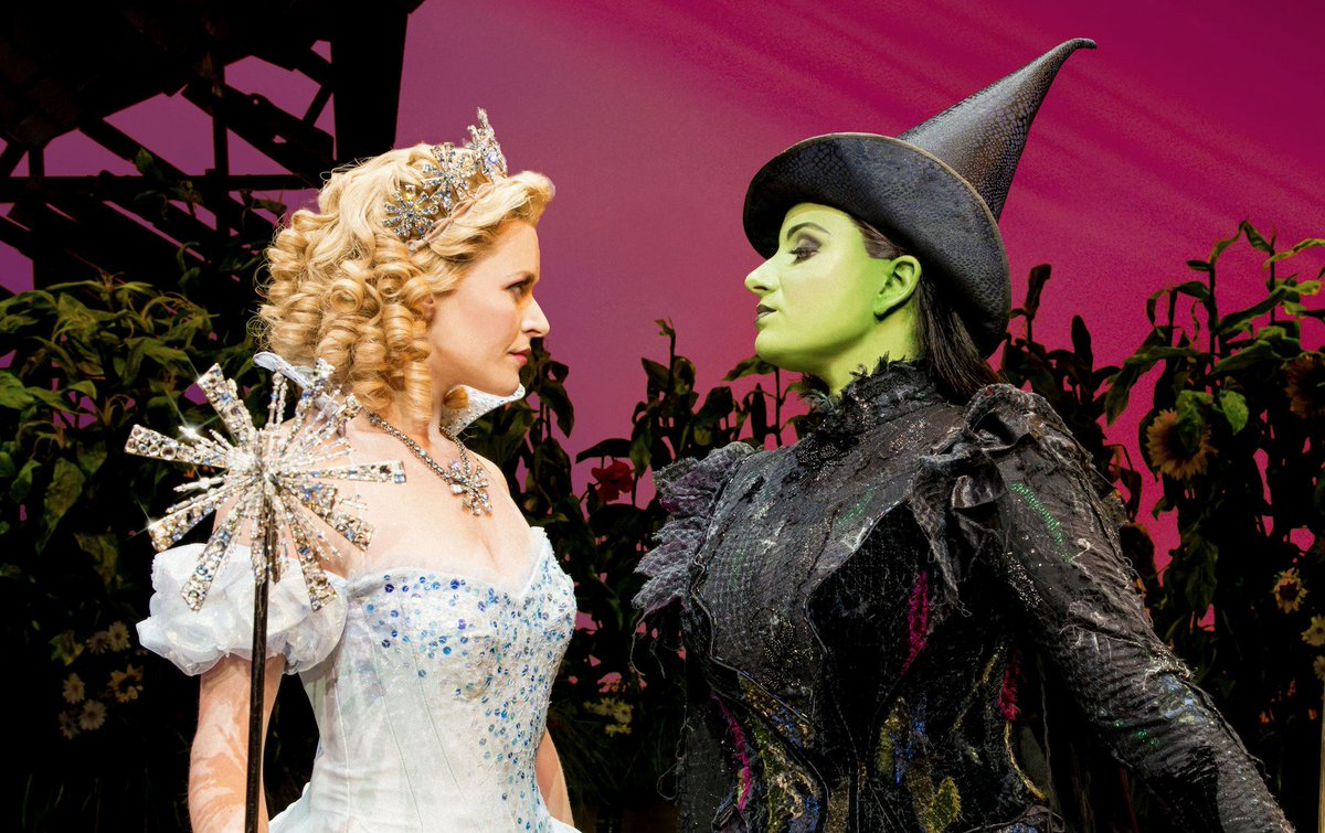 """WICKED The Musical on Twitter: """"NEWS: #WickedOnTour's Istanbul, Turkey engagement set to play at @ZorluPSM from October 11, 2017 to November 5, 2017 has ..."""