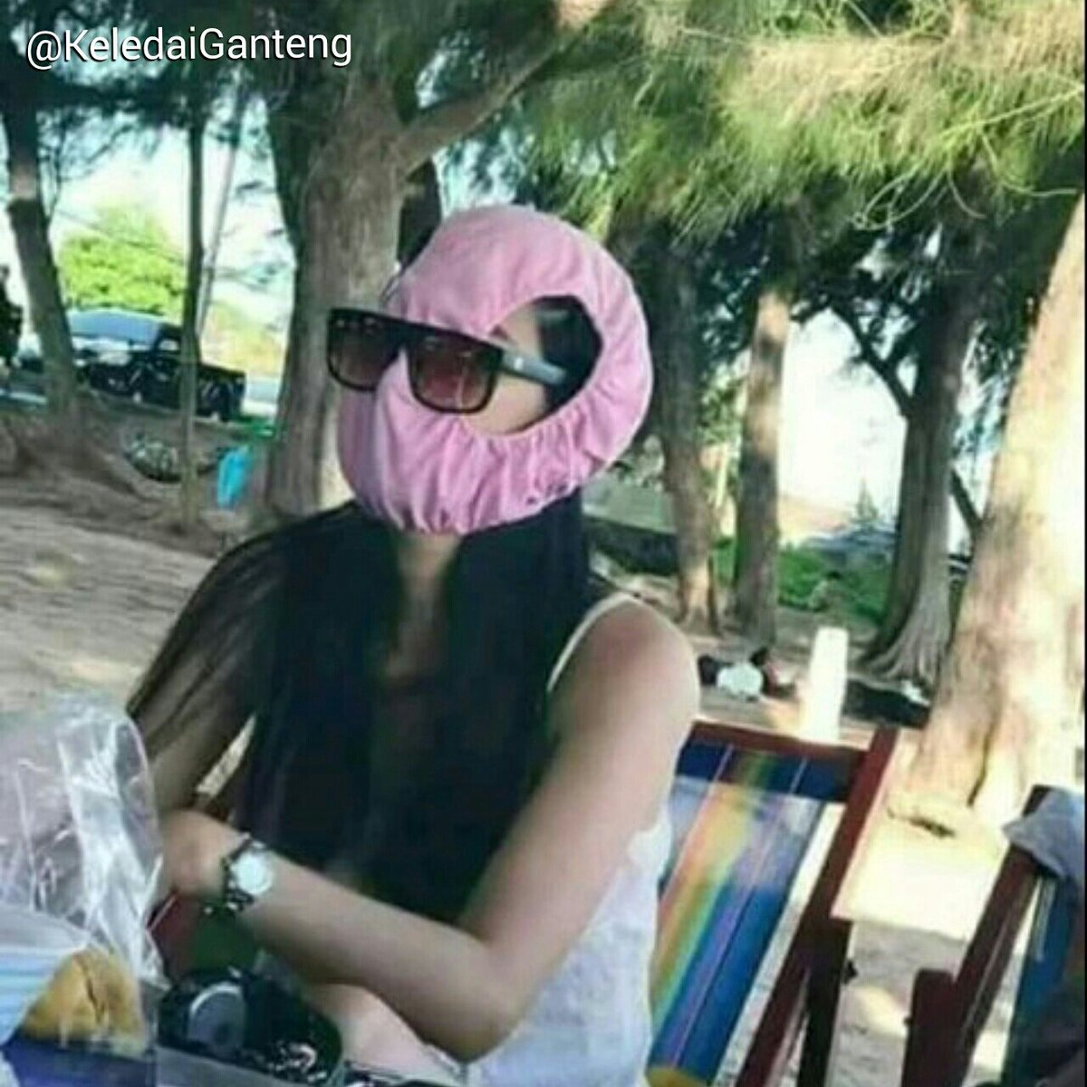 "Keledai Ganteng On Twitter ""Nih Masker Model Baru Berasa"