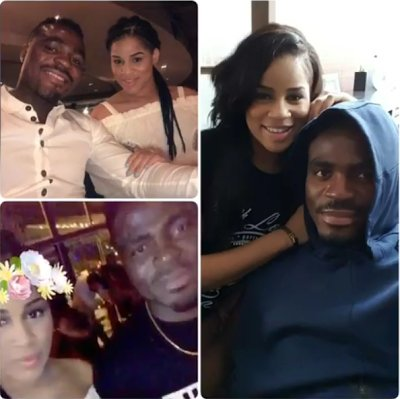"""Happy birthday to my husband\"" - Iheoma Nnadi celebrates Emmanuel Emenike s birthday -"