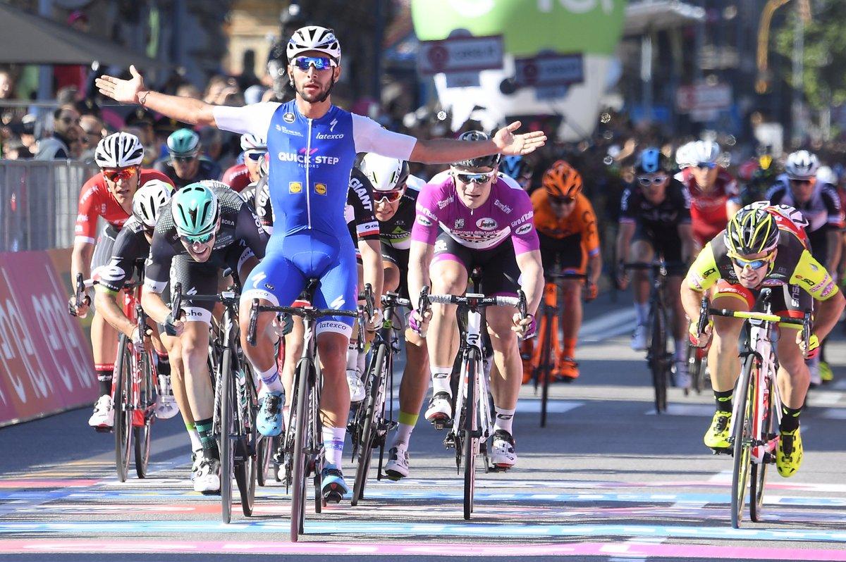 Giro d'Italia Diretta TV Tappa 6: Reggio Calabria Terme Lugiane Streaming LIVE Rai