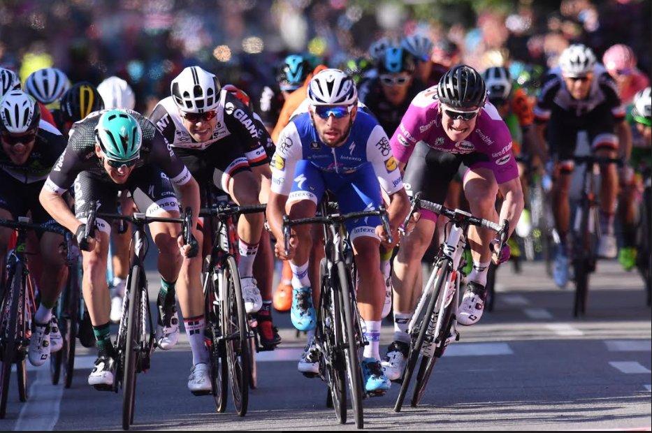 Giro d'Italia 2017 Tappa 6: Diretta Reggio Calabria Terme Lugiane Streaming