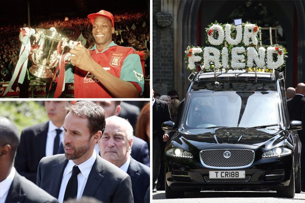 PICTURED: Stars celebrate Ugo Ehiogu&#39;s life at footie legend&#39;s funeral #AstonVilla #ugoehiogu  http:// bit.ly/2q60wiu  &nbsp;  <br>http://pic.twitter.com/OctgokypSL