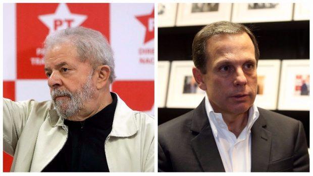 Doria (@jdoriajr) apoia Moro em julgamento de Lula: 'Que os corruptos desapareçam do Brasil' https://t.co/4ulQUQAc6Q