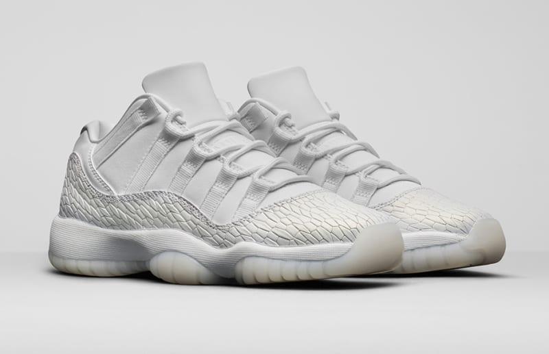 Heiress  Jordan 11 Lows releasing on May 20 (via  SneakerNews) https f6664992c