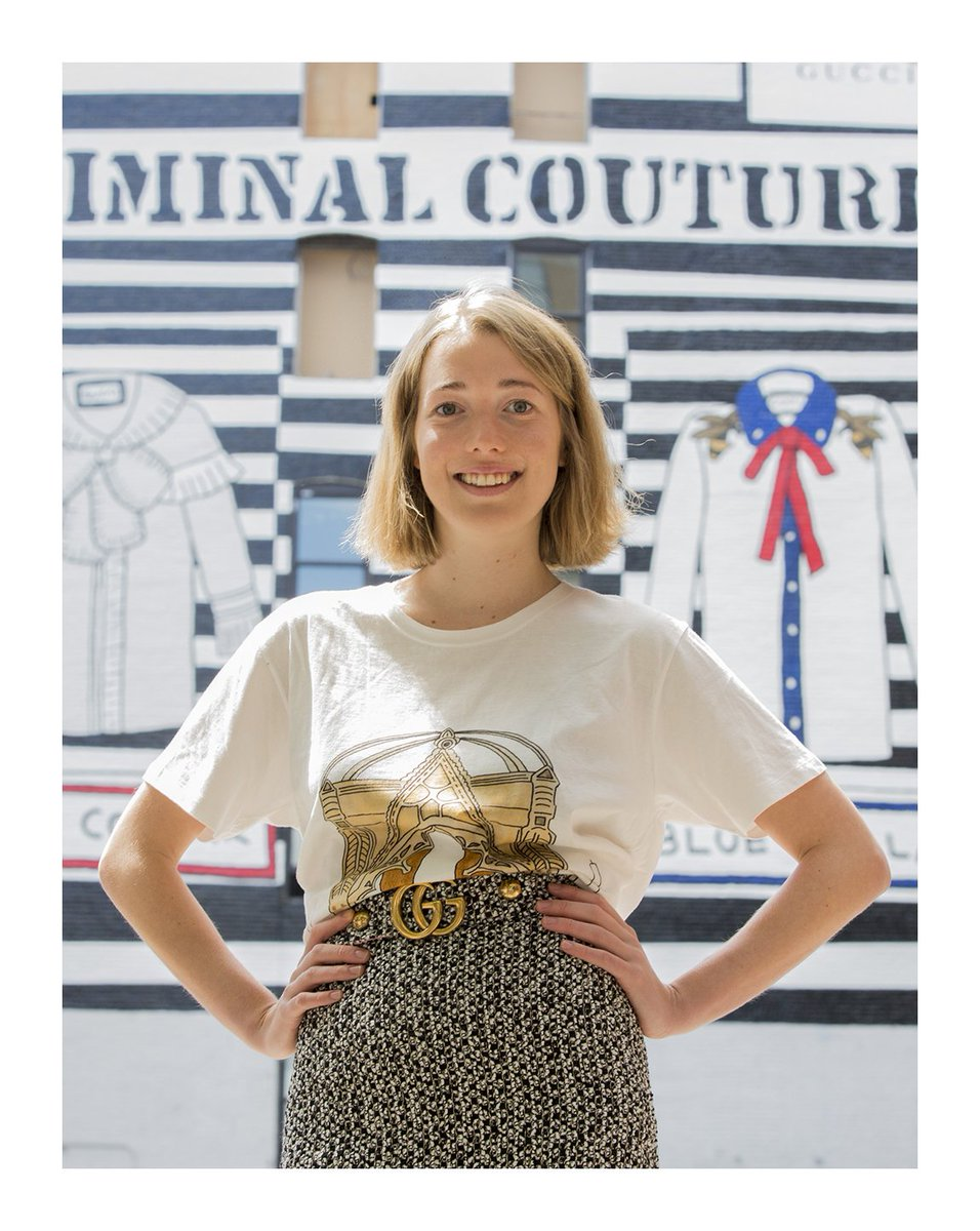 78b9648ba4a meet the british illustrator collaborated with gucci on a limited edition t  shirt collection launching may