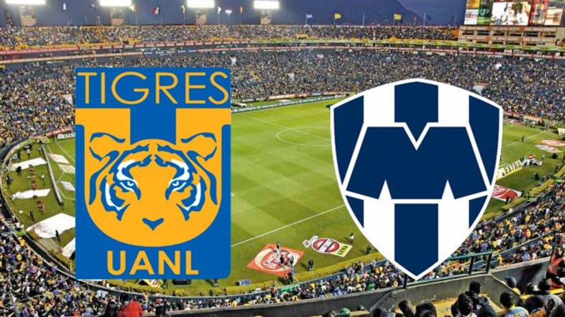 Clasico Regio Tigres vs Monterrey