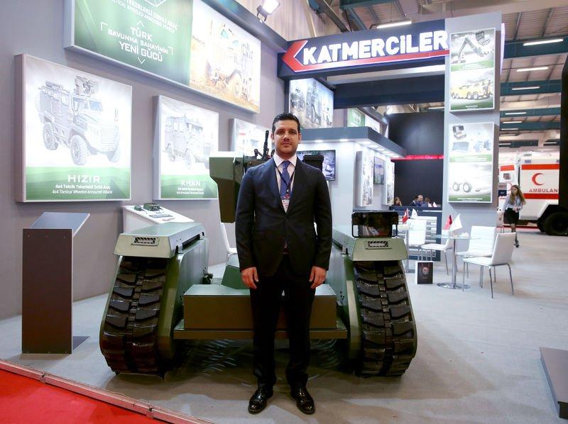 معرض الصناعات الدفاعية الدولي IDEF-17 ينطلق في إسطنبول.....تغطيه مصوره  - صفحة 3 C_eqc5IXkAEyKty