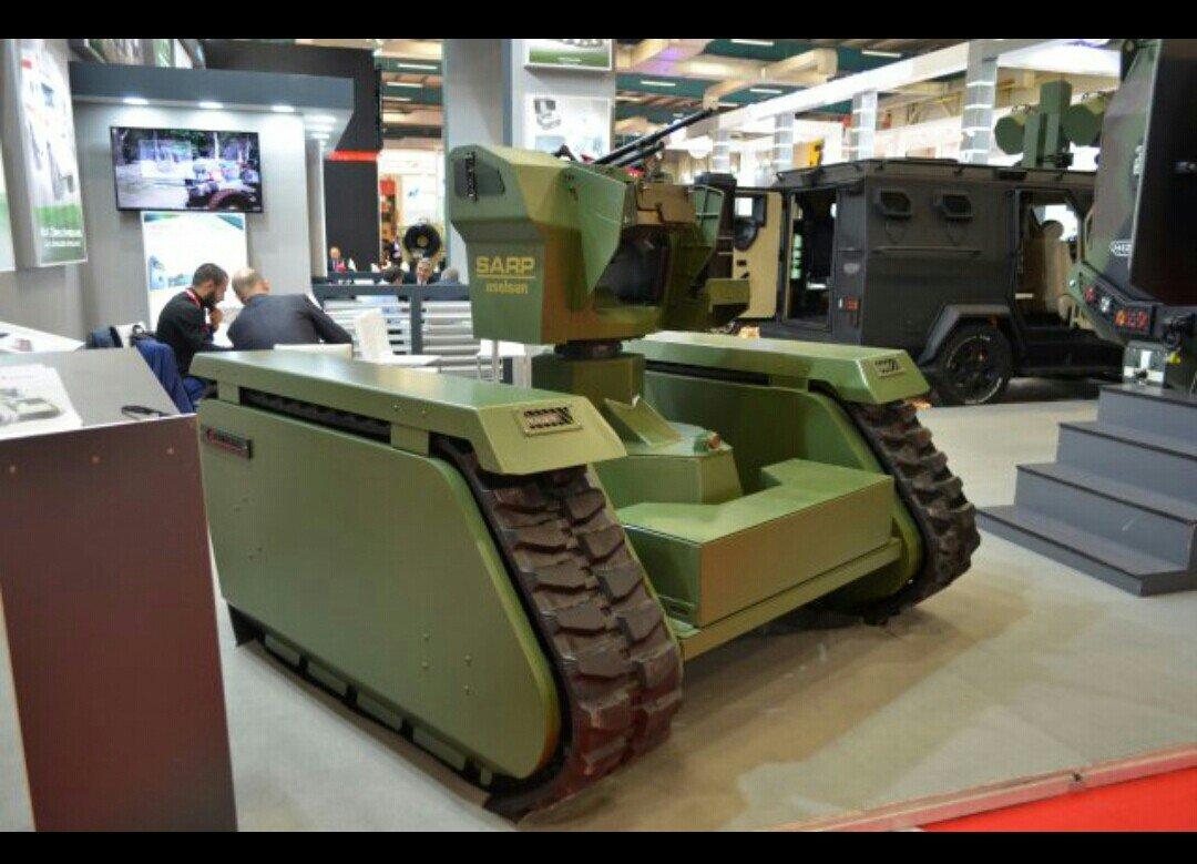 معرض الصناعات الدفاعية الدولي IDEF-17 ينطلق في إسطنبول.....تغطيه مصوره  - صفحة 3 C_eqcntW0AIJx7c
