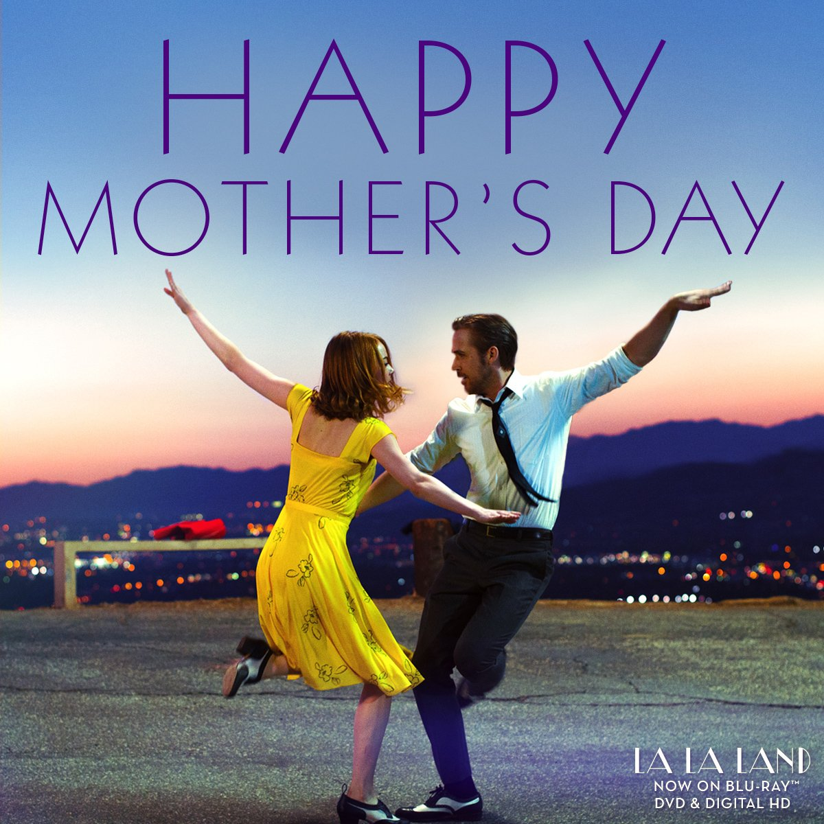 Happy Mother's Day from #LALALAND! https://t.co/qUWWUd8nCz
