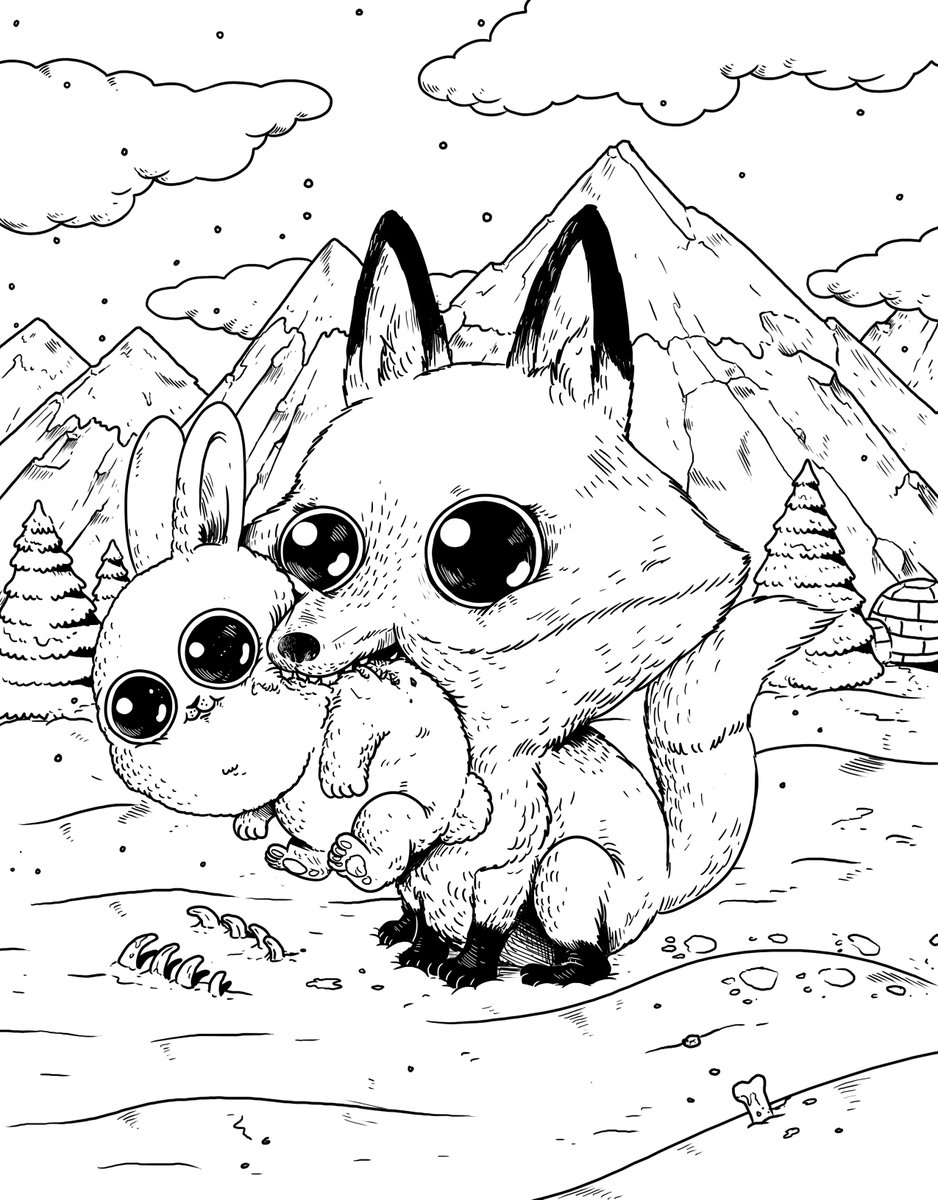 Skyhorse Publishing On Twitter Coloring Competition