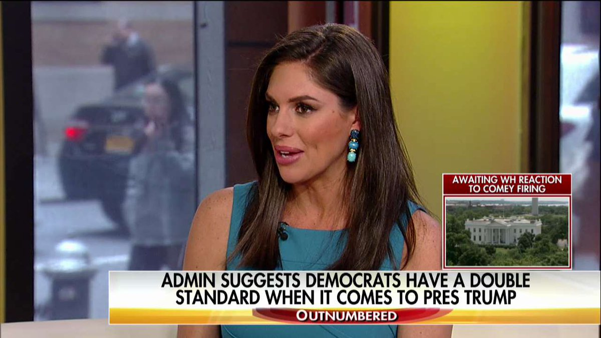 .@HuntsmanAbby: '@TheDemocrats don't stand for anything right now.' #Outnumbered