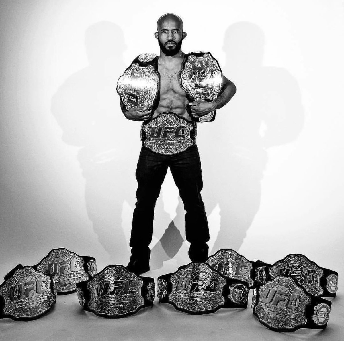Image result for demetrious johnson belts