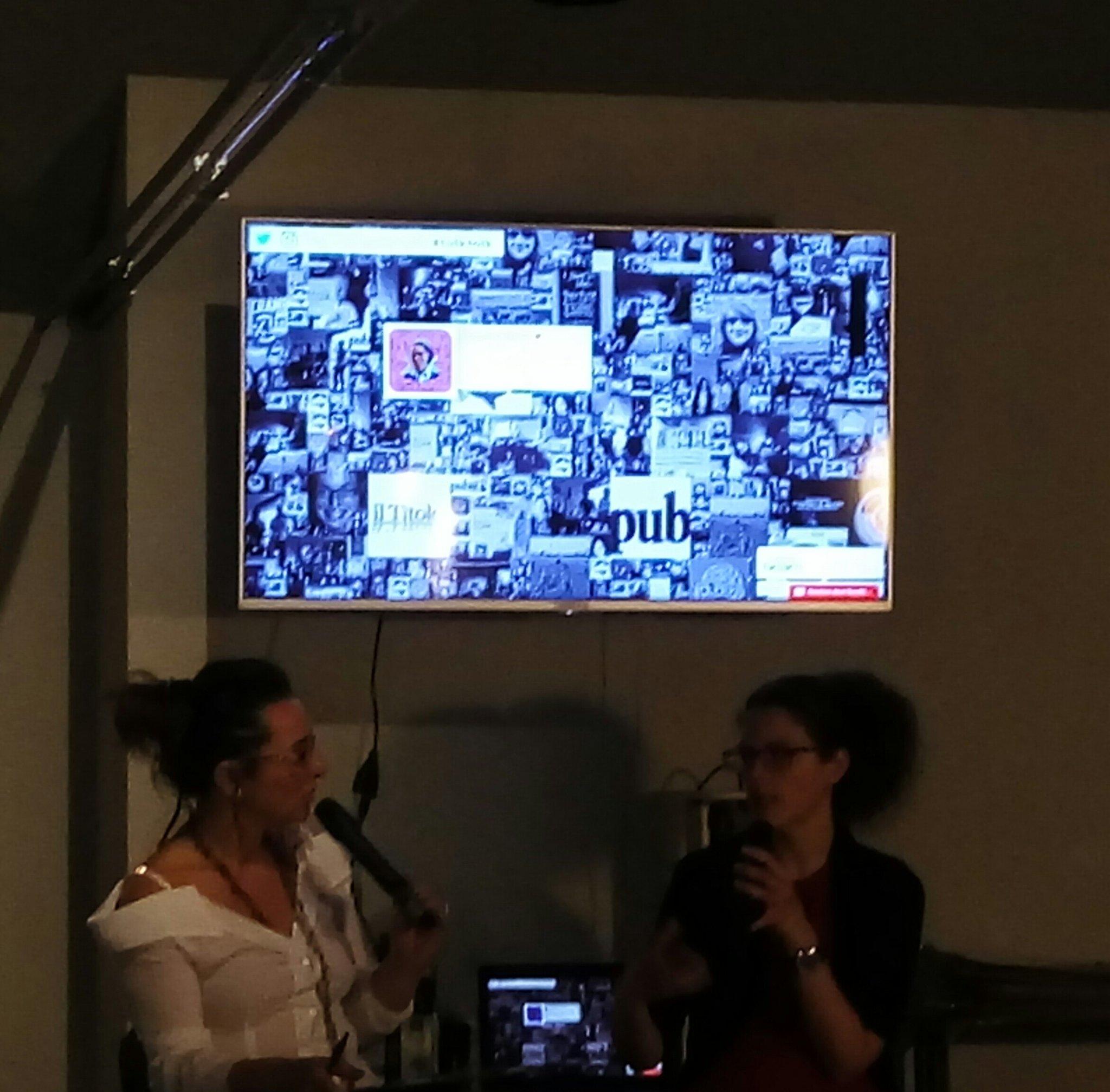 oggi a #tolktolk si parla di #snapchat. modalita #videoverticali: on 😎 @ramosvrnc https://t.co/UOSUYdiAPB