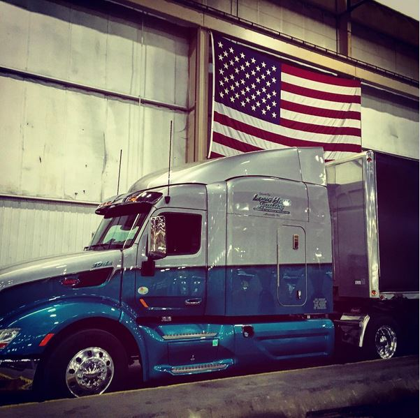 Long Haul Truck: America's Premier Trucking & Shipping Company