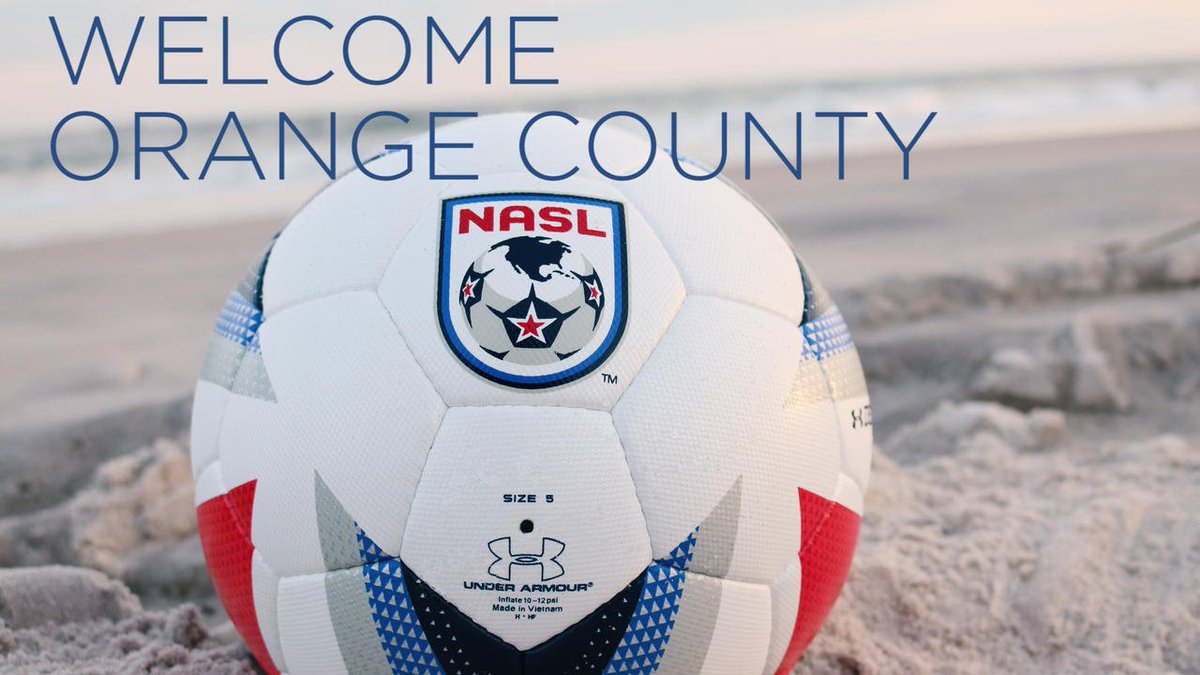NEWS | Orange County will take the field as an #NASL club in 2018: https://t.co/RPjYMT6Qqi https://t.co/vkXAxZAXgM