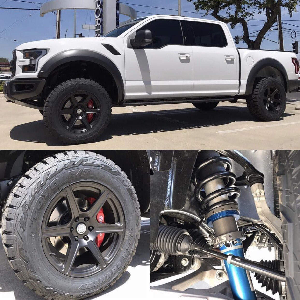 "Galpin Auto Sports On Twitter: ""2017 Ford Raptor"