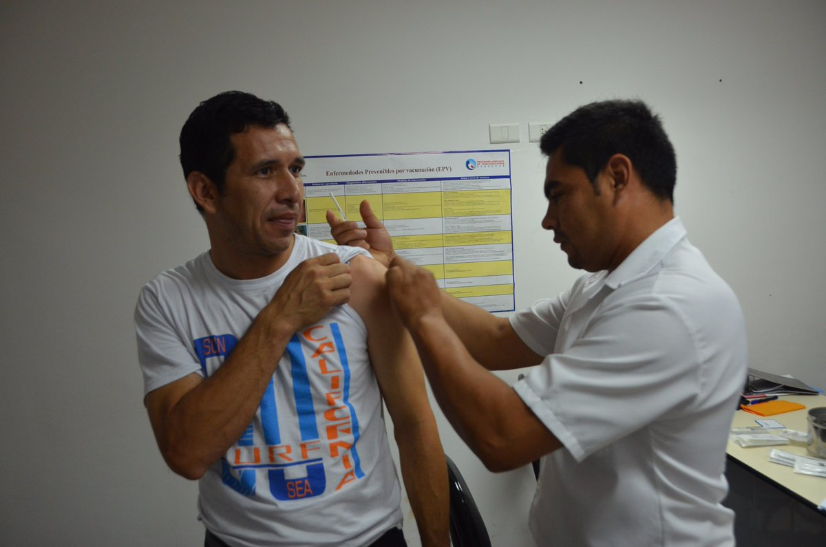 Instan a la población a inmunizarse contra la influenza