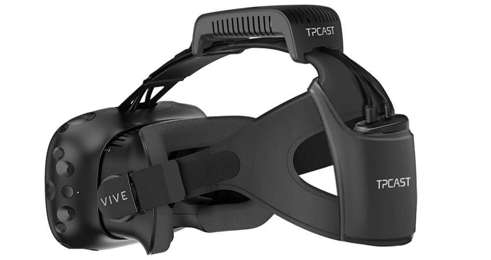 Read what @UploadVR had to say about the TPCast wireless upgrade kit coming to @HTCVive vprt.co/TPcastUploadVR