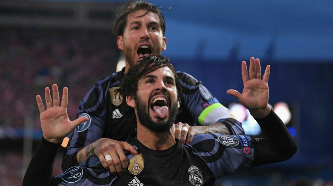 Atletico Madrid-Real Madrid è finita 2-1: la formazione di Zidane in finale con la Juventus