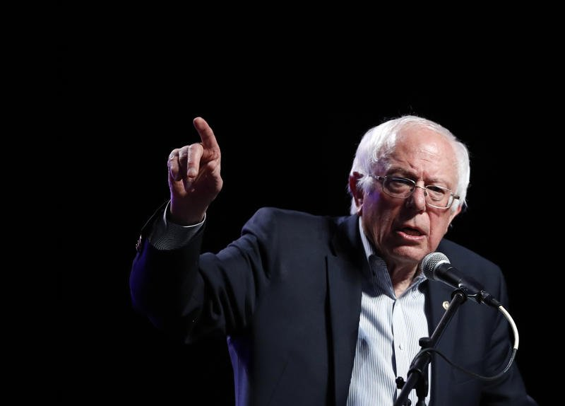 Sanders Calls Trump's Reason For Firing James Comey 'Totally Ludicrous' https://t.co/QtKhmYYFq8 https://t.co/IMO3GkrLSY