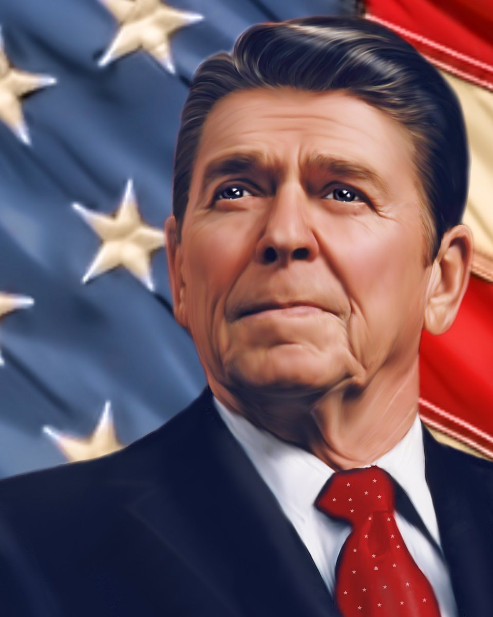 One of the Greatest USA President in the USA History....Ronald Reagan Dominant Prezzzz.....
