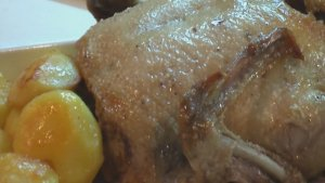 Рецепт утка с апельсином