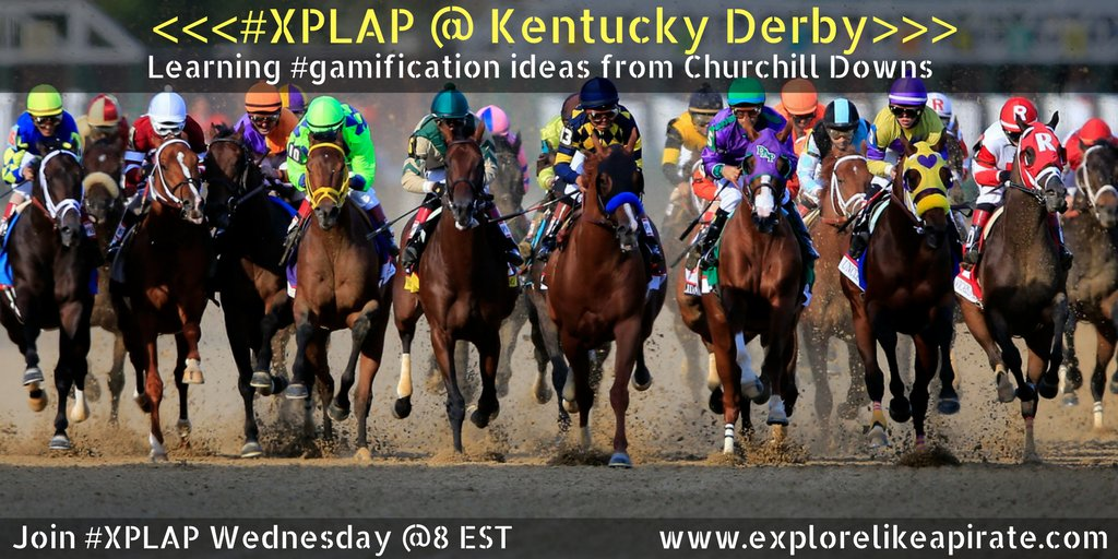Welcome to #XPLAP! Can't wait for tonight's chat!  Please introduce yourself and share if you had a fav to win this year's derby. #tlap https://t.co/aCIhmhdm0A