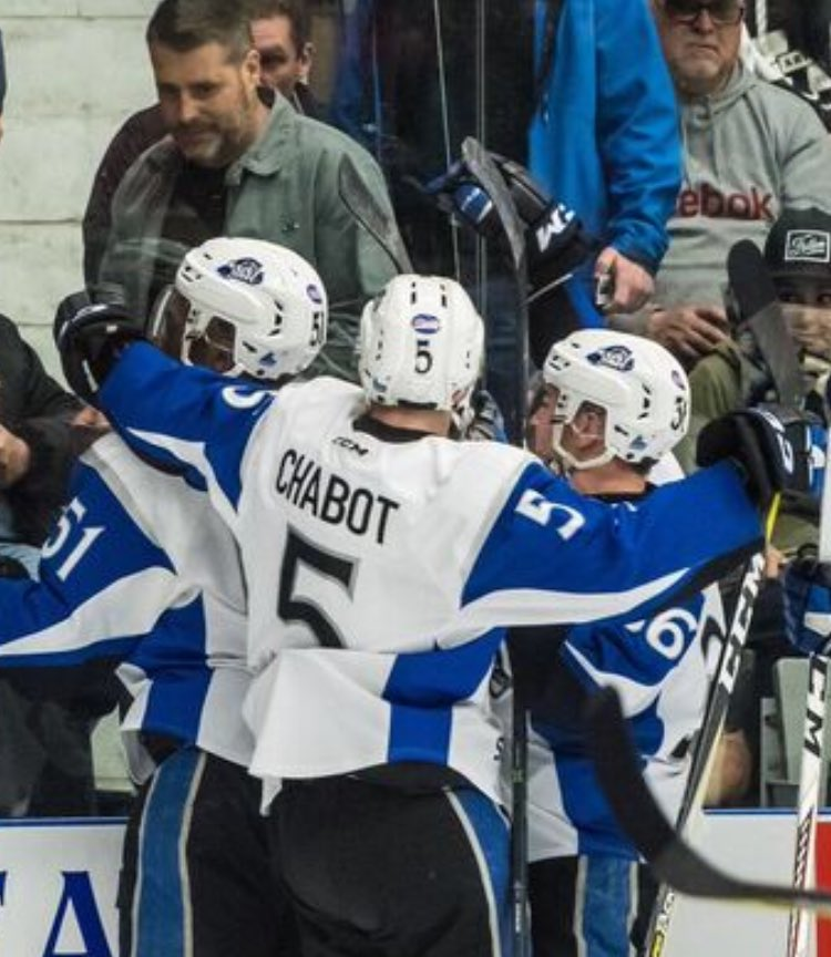 Ladies and Gentleman, @ThomasChabot1 is the #QPlayoffs MVP! #QNation https://t.co/rV1YGhstGR