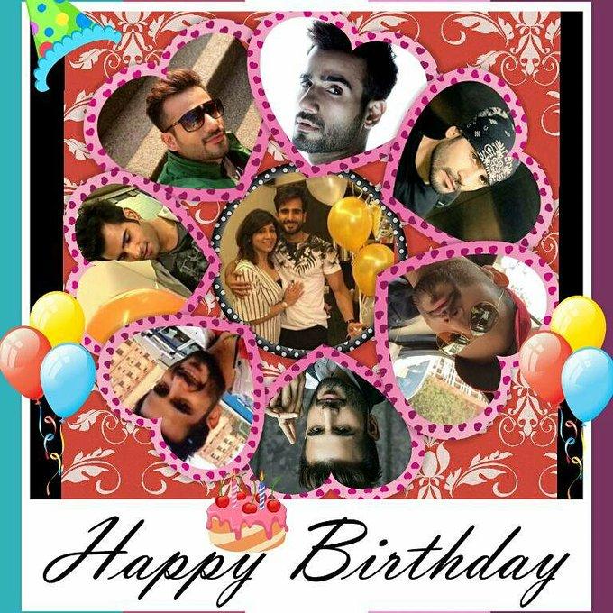 Happy happy birthday my dear karan tacker
