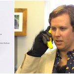 このおもしろグッズ、プレゼントにいかが?wバナナで電話するバナナフォン