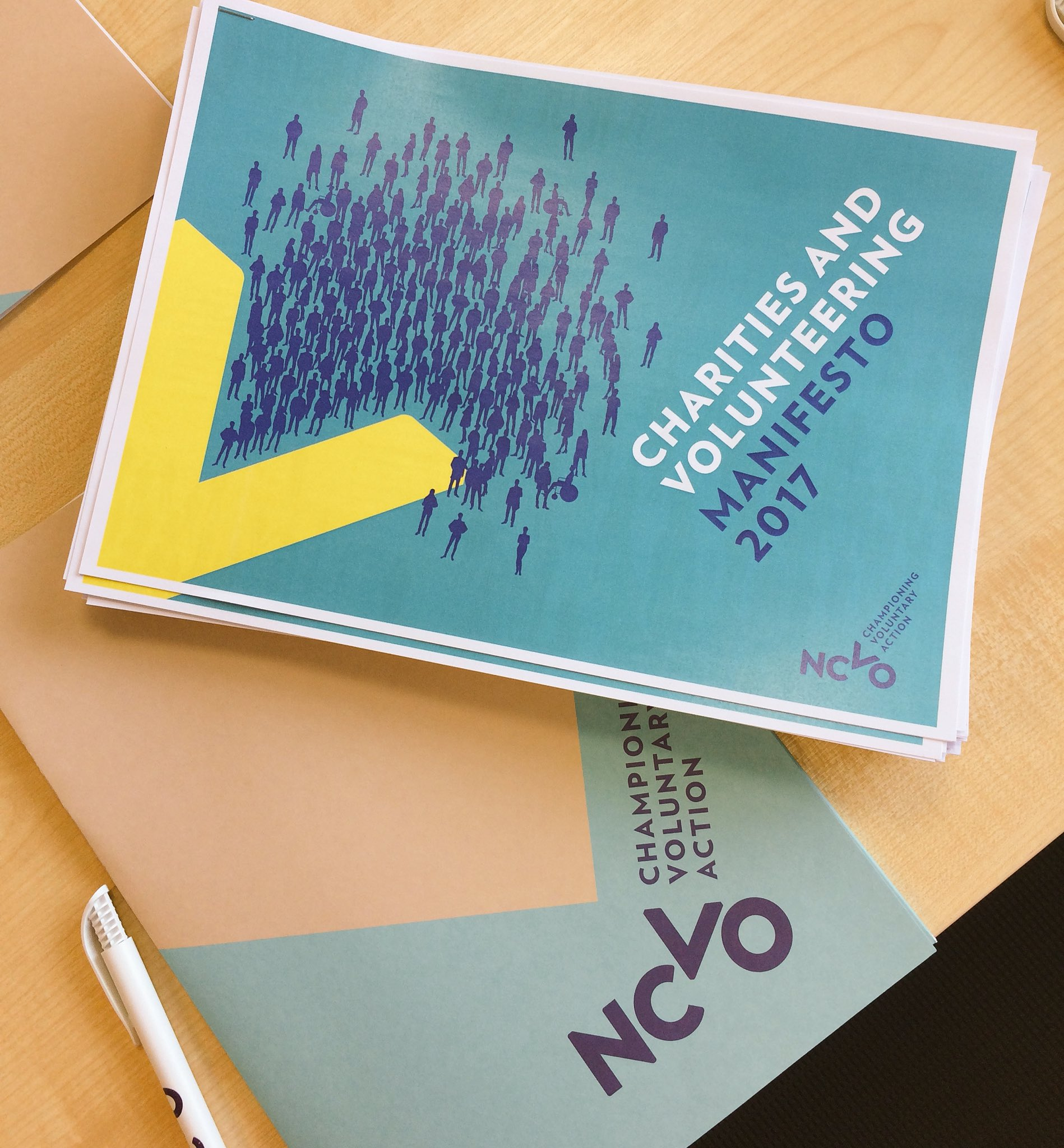 Getting set up for #volforum @ncvo today. Looking forward to seeing everyone :) follow @NCVOvolunteers #volforum https://t.co/sINV5oTUan