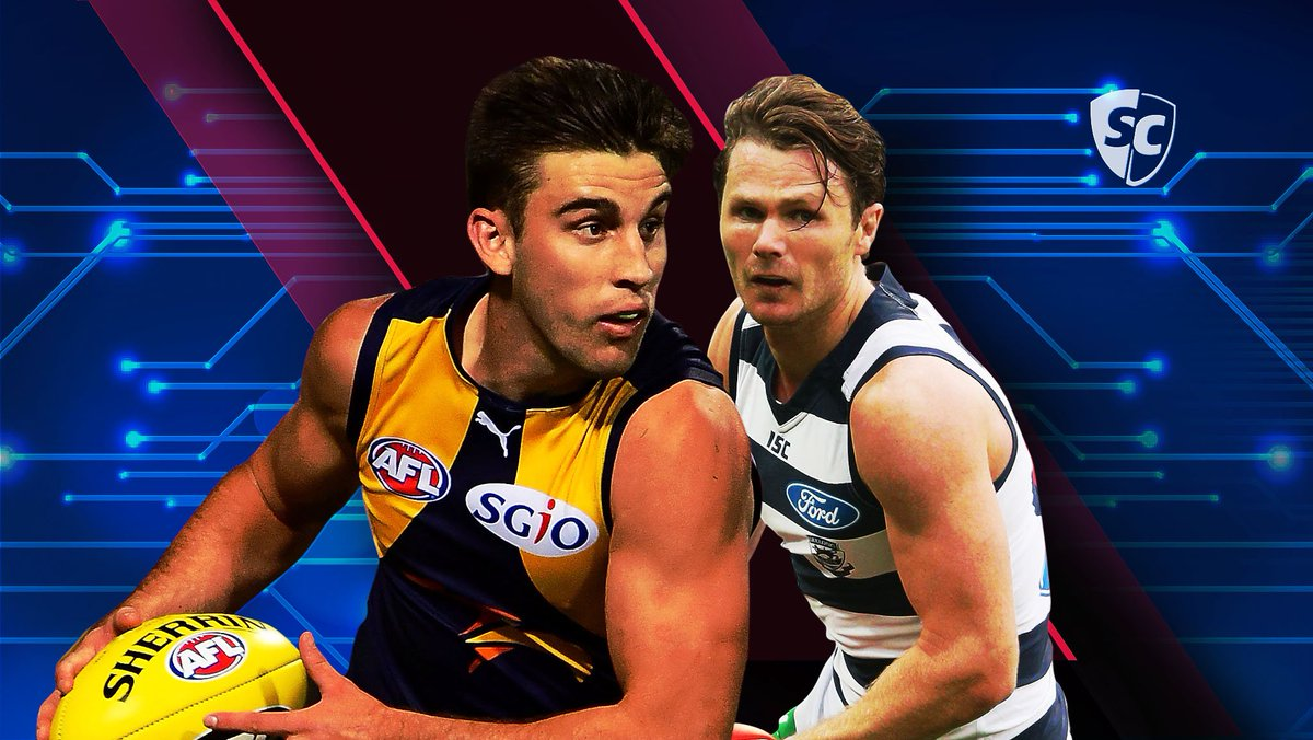 With new cup name and logo its time to go to work foxsports com - How Fortune Has Favoured Brave Http Www Foxsports Com Au Fantasy Fantasyafl How Fortunes Favoured The Very Brave In A Savage Supercoach Season News Story