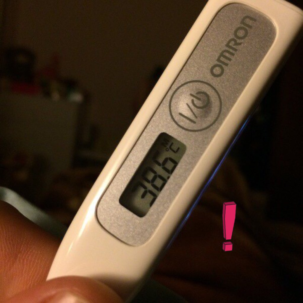 Фото градусника с температурой