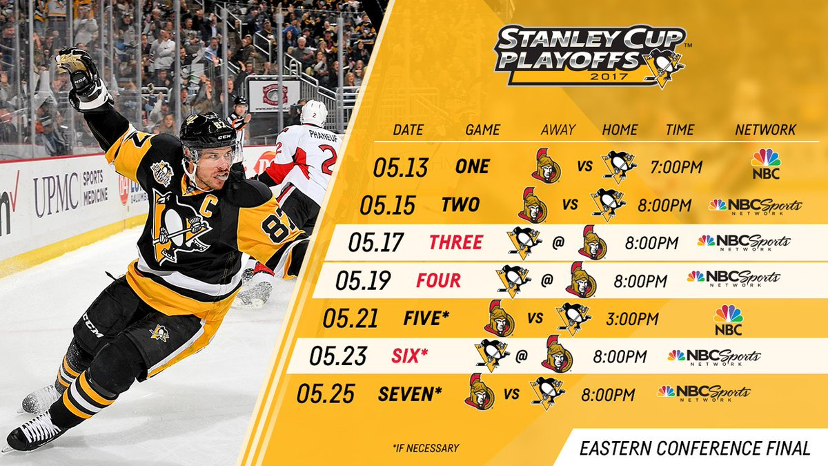 photo relating to Pittsburgh Penguins Printable Schedule named Pittsburgh Penguins upon Twitter: \