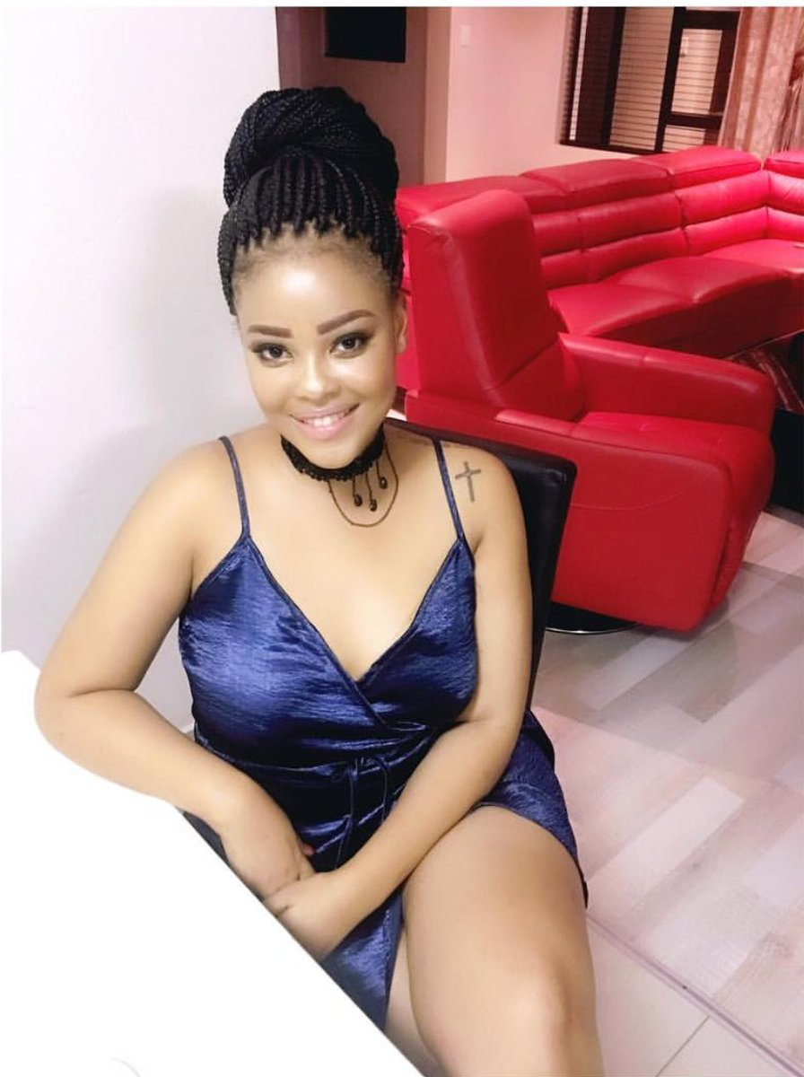 #RIPKarabo  You were loved and such an awesome female from our interactions. Condolences to her family ❤