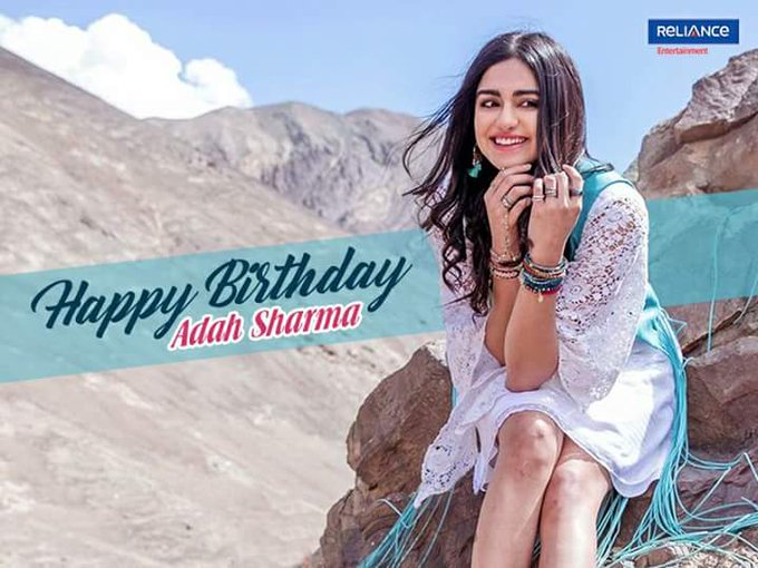 Wishing very very Happy Birthday Cute and Beautiful actress Love u