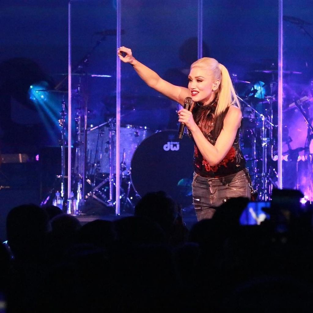 Awesome concert with @gwenstefani at#dellemcworld #geekout https://t.co/06P4lL5Rxj