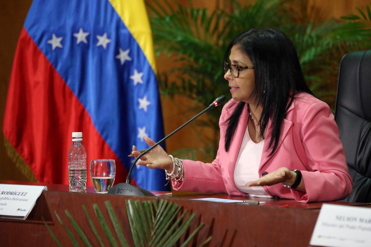 Venezuela rechaza pronunciamiento intervencionista del funcionario estadounidense Francisco L. Palmieri https://t.co/UYdcvWH1PT