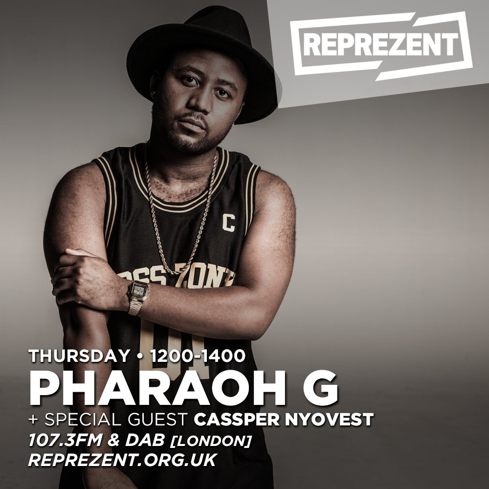[COMING UP] @DJPharaohG chats with special guest @CassperNyovest !  107.3FM DAB https://t.co/FganyMhOqb https://t.co/vEumnrSdpR