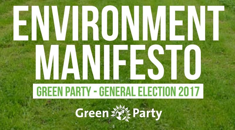 'An inspiring vision for the natural world': @TheGreenParty unveils environment manifesto - https://t.co/ShXPRzg0Mt https://t.co/Aa3f24l2Nb